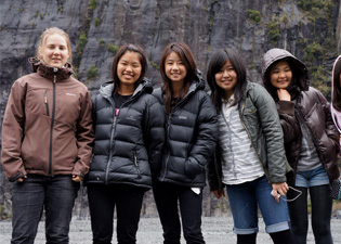 International School Group Tours