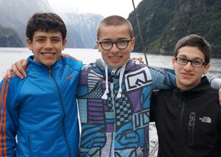NZ School Group Tours