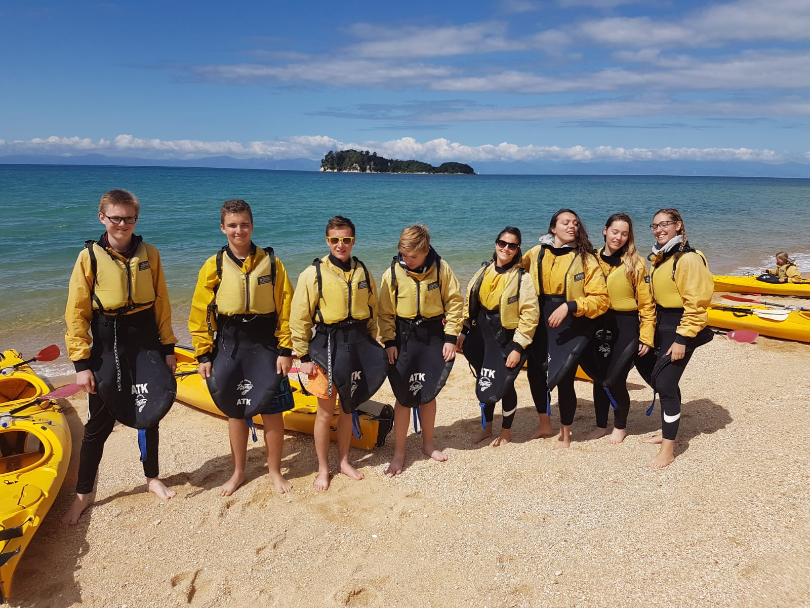 2019 Hausch & Partner South Island Adventure