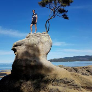 Around the world in 11 days - South Island New Zealand