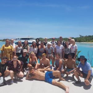 NZET's first Fiji tour a success!
