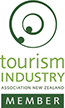 Tourism industry association New Zealand member