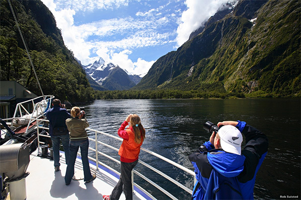 Harrison Cove, Milford Sound