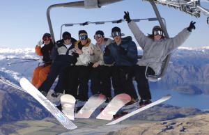 5-day Ski & Snowboard Adventure
